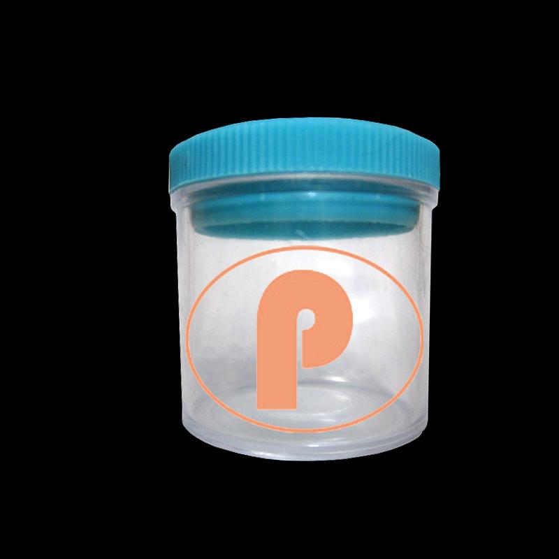 POTE X 1 BOCA 28 PS Cristal Codigo PTS0000022 Complemento Tapa Presion # 28 Pebd